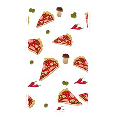 Pizza Pattern Memory Card Reader by Valentinaart
