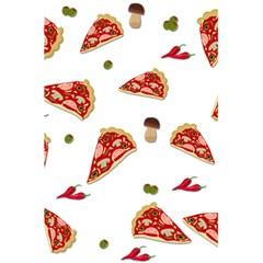 Pizza Pattern 5 5  X 8 5  Notebooks by Valentinaart