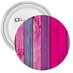 Pink Wood 3  Buttons by Brittlevirginclothing