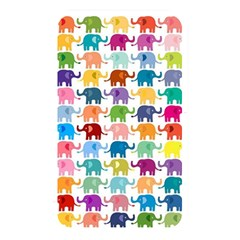 Cute Colorful Elephants Memory Card Reader by Brittlevirginclothing