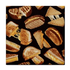 Delicious Snacks Tile Coasters by Brittlevirginclothing