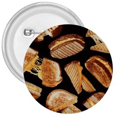 Delicious Snacks 3  Buttons by Brittlevirginclothing