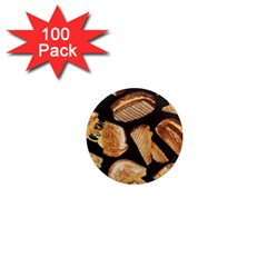 Delicious Snacks 1  Mini Magnets (100 Pack)  by Brittlevirginclothing