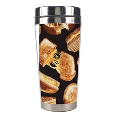 Delicious Snacks Stainless Steel Travel Tumblers by Brittlevirginclothing