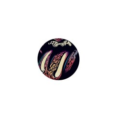 The Rolling Stones  1  Mini Magnets by Brittlevirginclothing