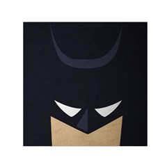Batman Small Satin Scarf (square)  by Brittlevirginclothing