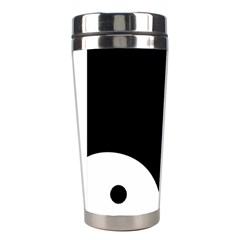 Cute Pinguin Stainless Steel Travel Tumblers by Brittlevirginclothing