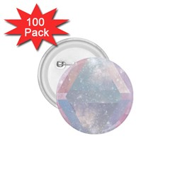 Pastel Crystal 1 75  Buttons (100 Pack)  by Brittlevirginclothing