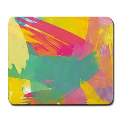 Paint Brush Large Mousepads by Brittlevirginclothing