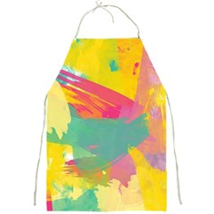 Paint Brush Full Print Aprons by Brittlevirginclothing