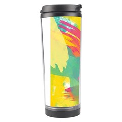 Paint Brush Travel Tumbler by Brittlevirginclothing