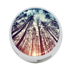 Up View Forest 4 Port Usb Hub (two Sides)  by Brittlevirginclothing