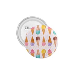 Cute Ice Cream 1 75  Buttons by Brittlevirginclothing