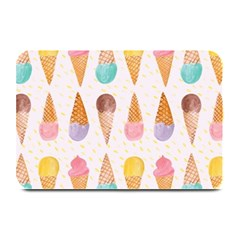 Cute Ice Cream Plate Mats by Brittlevirginclothing