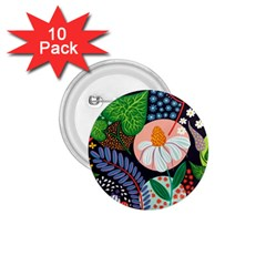 Japanese Inspired 1 75  Buttons (10 Pack) by Brittlevirginclothing