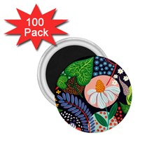 Japanese Inspired 1 75  Magnets (100 Pack)  by Brittlevirginclothing