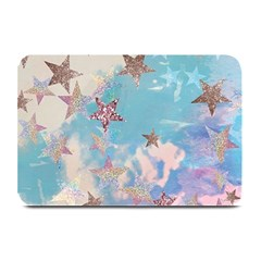Pastel Stars Plate Mats by Brittlevirginclothing