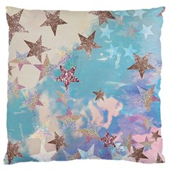 Pastel Stars Standard Flano Cushion Case (two Sides) by Brittlevirginclothing