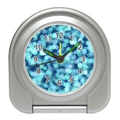 Blue Light Travel Alarm Clocks by Brittlevirginclothing