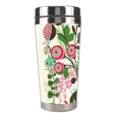 Cute Cartoon Stainless Steel Travel Tumblers by Brittlevirginclothing