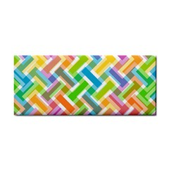 Abstract Pattern Colorful Wallpaper Cosmetic Storage Cases by Amaryn4rt
