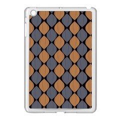 Abstract Seamless Pattern Apple Ipad Mini Case (white) by Amaryn4rt