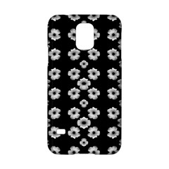 Dark Floral Samsung Galaxy S5 Hardshell Case  by dflcprints