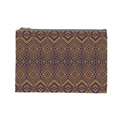 Aztec Pattern Cosmetic Bag (large)  by Amaryn4rt