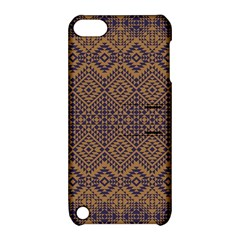 Aztec Pattern Apple Ipod Touch 5 Hardshell Case With Stand by Amaryn4rt