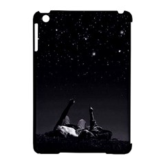 Frontline Midnight View Apple Ipad Mini Hardshell Case (compatible With Smart Cover) by FrontlineS