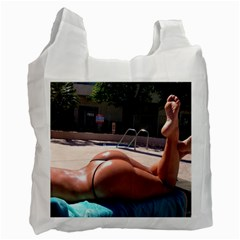 Very Appealing Image  Recycle Bag (one Side) by FrontlineS