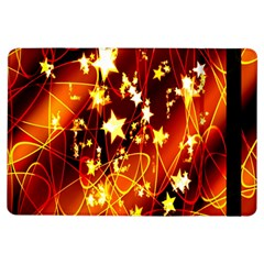 Background Pattern Lines Oval Ipad Air Flip by Amaryn4rt