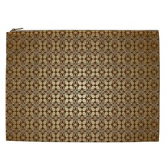 Background Seamless Repetition Cosmetic Bag (xxl)  by Amaryn4rt