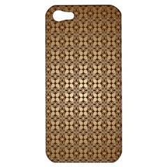 Background Seamless Repetition Apple Iphone 5 Hardshell Case by Amaryn4rt