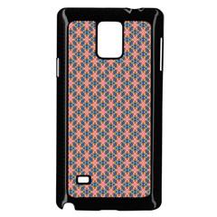 Background Pattern Texture Samsung Galaxy Note 4 Case (black) by Amaryn4rt