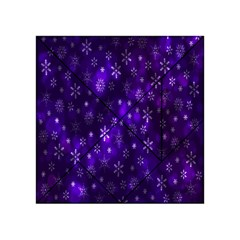 Bokeh Background Texture Stars Acrylic Tangram Puzzle (4  X 4 ) by Amaryn4rt