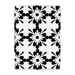 Floral Illustration Black And White Galaxy Note 1 by Amaryn4rt