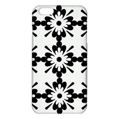 Floral Illustration Black And White Iphone 6 Plus/6s Plus Tpu Case by Amaryn4rt