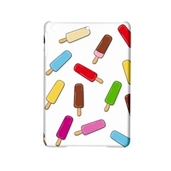 Ice Cream Pattern Ipad Mini 2 Hardshell Cases by Valentinaart