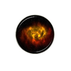 Galaxy Nebula Space Cosmos Universe Fantasy Hat Clip Ball Marker (10 Pack) by Amaryn4rt