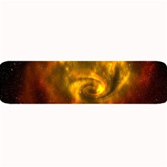 Galaxy Nebula Space Cosmos Universe Fantasy Large Bar Mats by Amaryn4rt