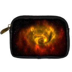 Galaxy Nebula Space Cosmos Universe Fantasy Digital Camera Cases by Amaryn4rt