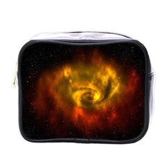 Galaxy Nebula Space Cosmos Universe Fantasy Mini Toiletries Bags by Amaryn4rt