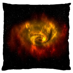 Galaxy Nebula Space Cosmos Universe Fantasy Large Cushion Case (two Sides)