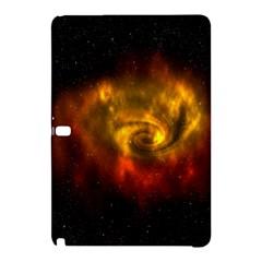 Galaxy Nebula Space Cosmos Universe Fantasy Samsung Galaxy Tab Pro 10 1 Hardshell Case by Amaryn4rt