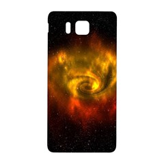 Galaxy Nebula Space Cosmos Universe Fantasy Samsung Galaxy Alpha Hardshell Back Case by Amaryn4rt