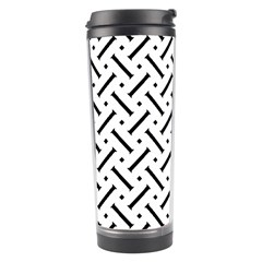 Geometric Pattern Travel Tumbler by Amaryn4rt