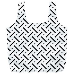 Geometric Pattern Full Print Recycle Bags (l)  by Amaryn4rt