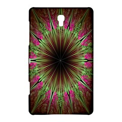 Julian Star Star Fun Green Violet Samsung Galaxy Tab S (8 4 ) Hardshell Case  by Amaryn4rt