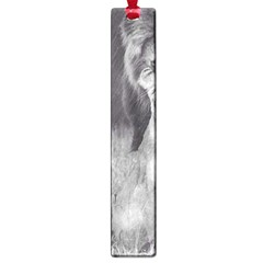 King And Queen Of The Jungle Design  Large Book Marks by FrontlineS